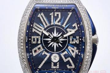 二手法兰克穆勒手表去哪回收最有效率