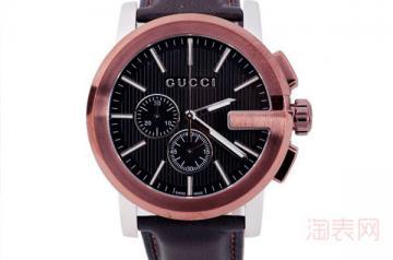 时尚型的gucci手表回收价格查询会有几折