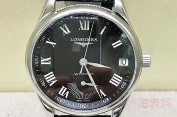 花一万八买的浪琴手表回收价格是多少钱