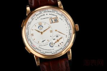 表店回收表带有破损的二手手表吗?