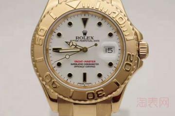 劳力士白盘16628手表回收价格高低得这样看