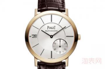带你解锁最新的piaget伯爵手表回收价格表