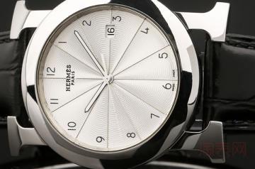 主打时尚外观的二手爱马仕手表回收多少钱